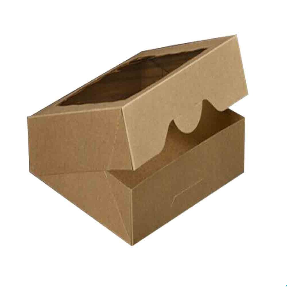 disposable cake boxes cupcake packaging boxes