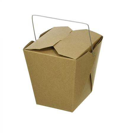custom chinese food box take away food container with handle