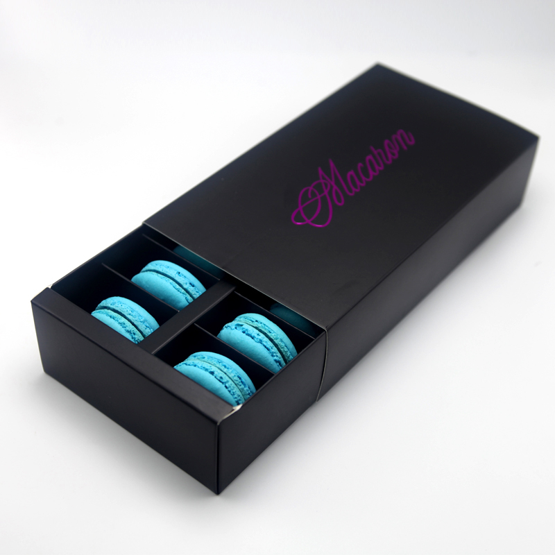 Custom Macaroon Box Food Packaging Box