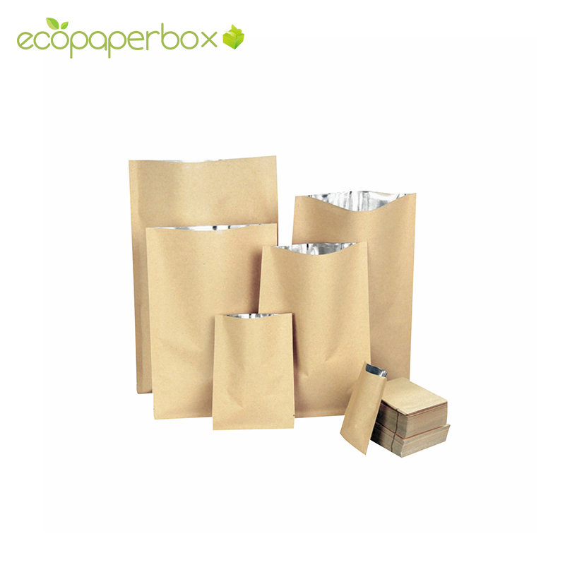 Foil lined Chicken Bags Paper Foil Food Bags China Supplier