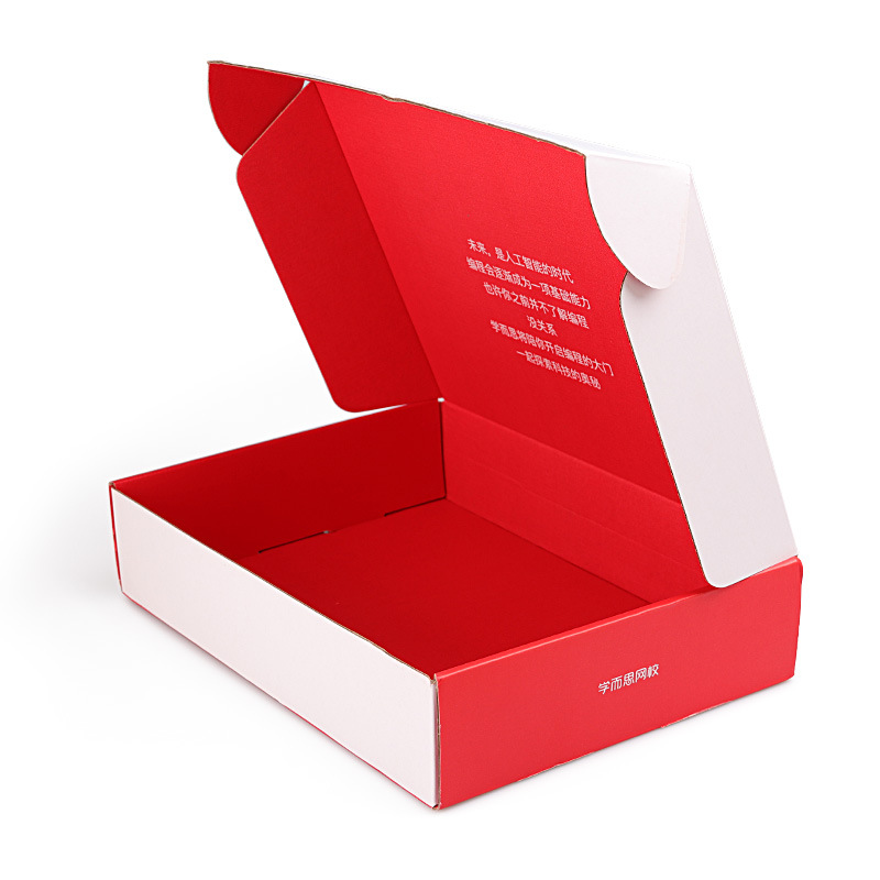Custom Double sided Printed Mailer Box from corrugated box manufacturers florida