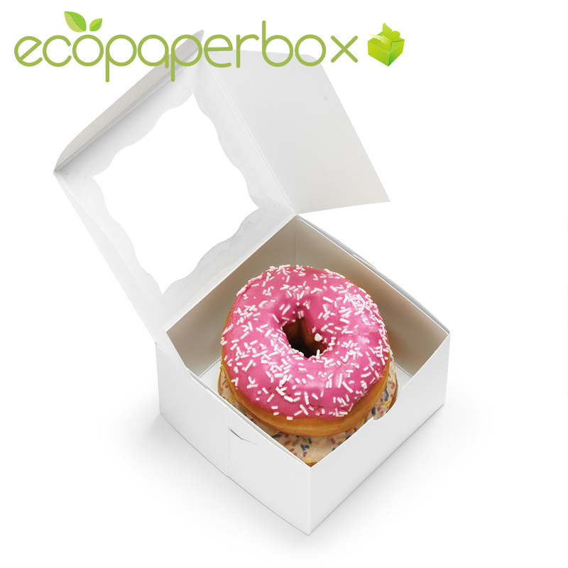 custom individual doughnut boxes personalised dunkin donuts box