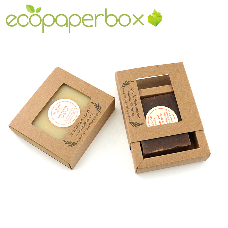 Custom boxes for soaps packaging paperboard kraft box from China directly